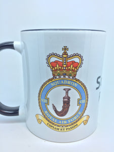 8 Squadron RAF Coffee/Travel Mugs
