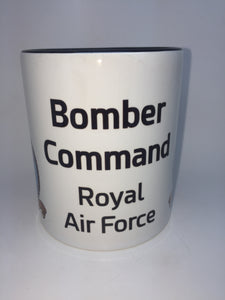 RAF Bomber Command Coffee/Travel Mug