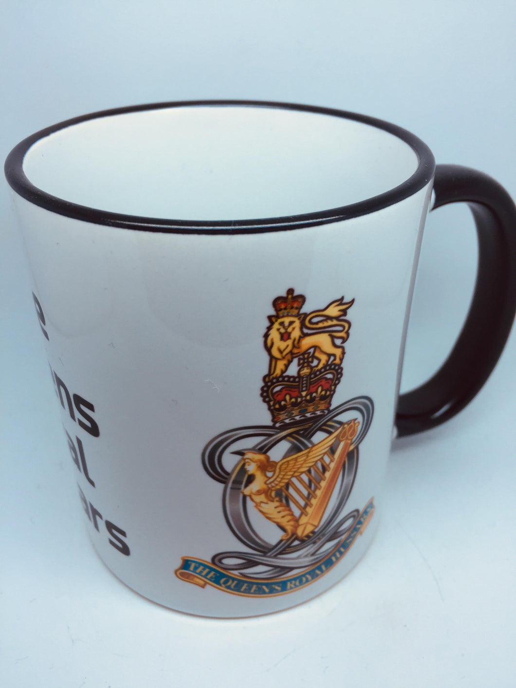 Queens Royal Hussars Coffee/Travel Mug
