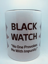 The Black Watch Travel/Coffee Mug