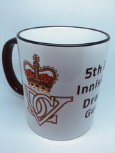 5th Royal Inniskilling Dragoon Guards Coffee/Travel Mug