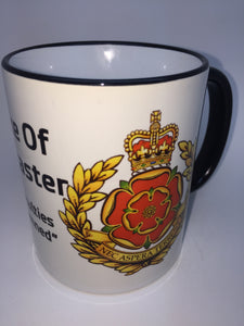 The Duke of Lancaster Coffee/Travel Mug