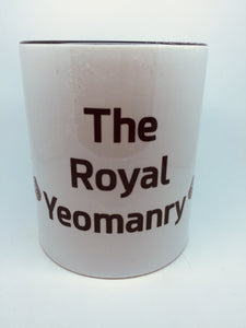 The Royal Yeomanry Travel/Coffee Mug