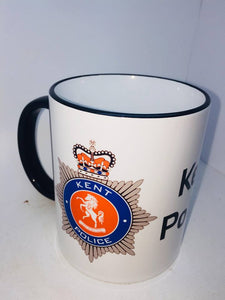 Kent Police Coffee/Travel Mug - Krazy Gifts