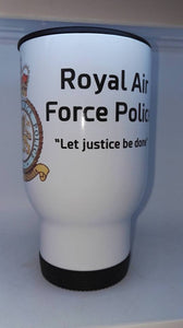 RAF Police Travel/Coffee Mug - Krazy Gifts
