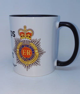 Royal Corps of Transport Travel/Coffee Mug - Krazy Gifts
