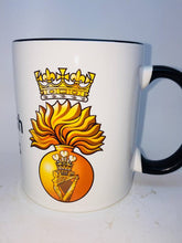 Royal Irish Fusiliers Coffee Mug/Travel Mug - Krazy Gifts