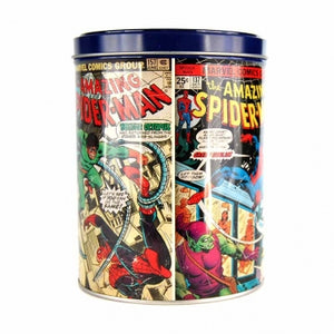 MARVEL CANISTER - SPIDER-MAN - Krazy Gifts