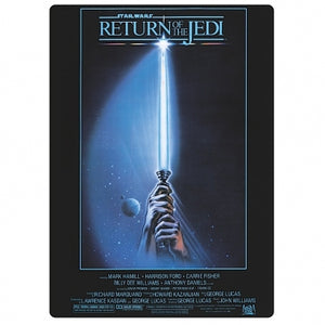 Star Wars Metal Magnet Return of the Jedi