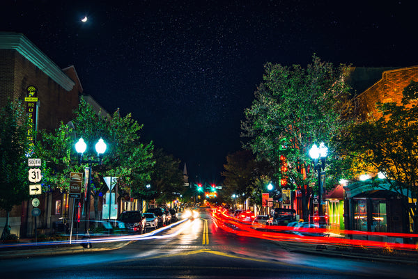 "Tennessee ""Downtown Franklin Night"""
