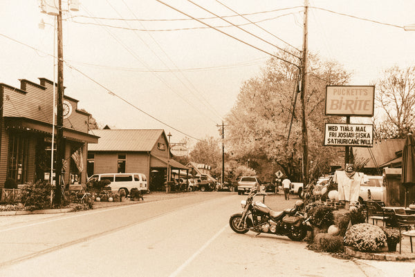 "Tennessee ""Downtown Leiper's Fork"""