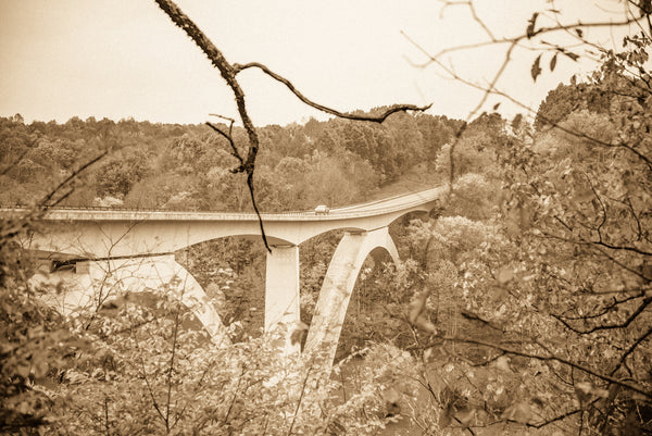 "Tennessee ""The Natchez Trace Bridge"""