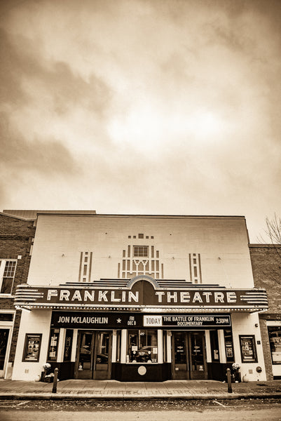 "Tennessee ""Downtown Franklin Theatre"""