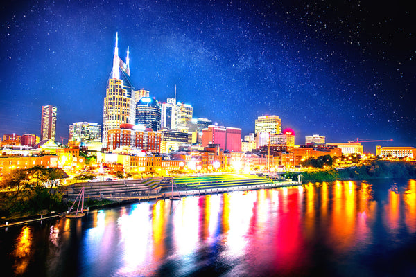 "Tennessee ""Nashville Night I"""