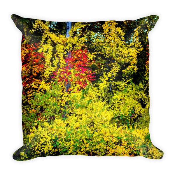 """Mosaic I"" Decorative Pillow"
