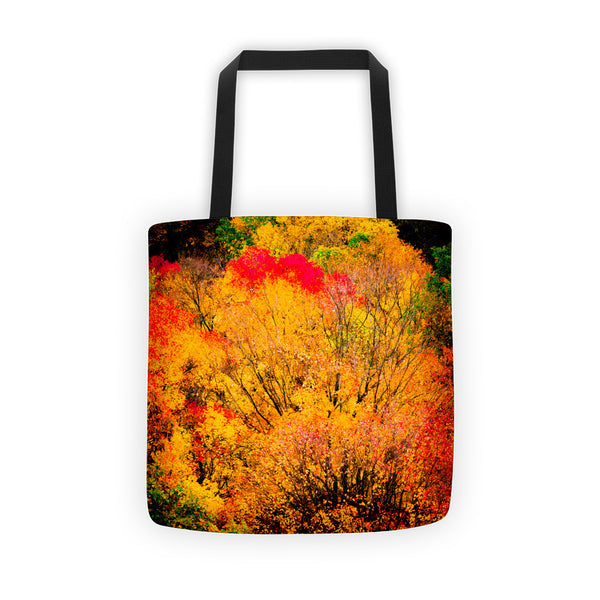 """Harvest Hues"" Tote bag"