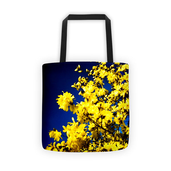 "NEW ""Moonlit Blossoms"" Tote"