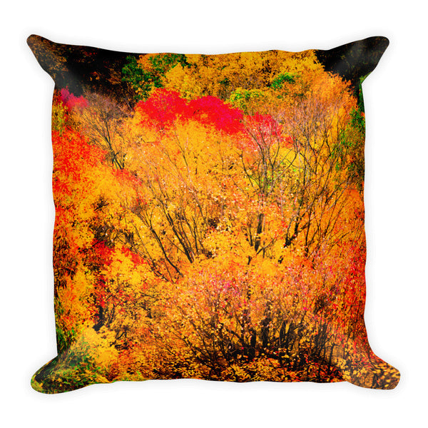 """Harvest Hues"" Decorative Pillow"