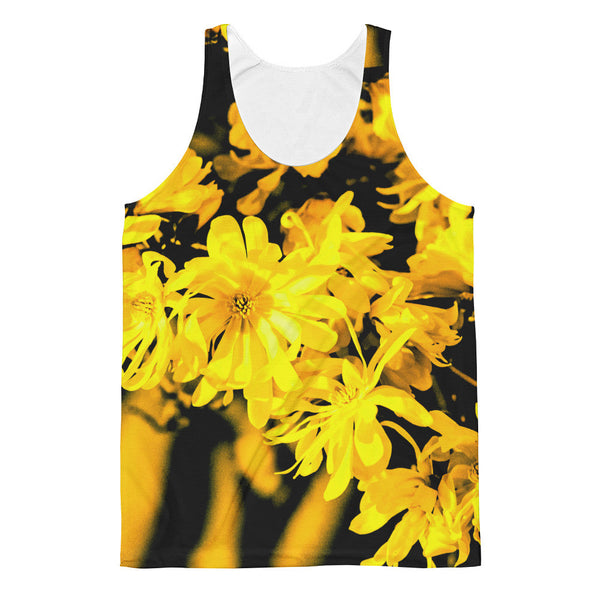 "NEW ""Classic Blossoms II"" Tank Top (Unisex)"