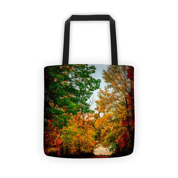 """Brilliant Trails"" Tote bag"