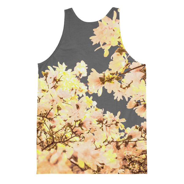 "NEW ""Vintage Blossoms"" Tank Top (Unisex)"