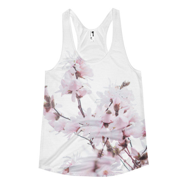 """Awaken to Beauty"" Racerback Tank (Women)"