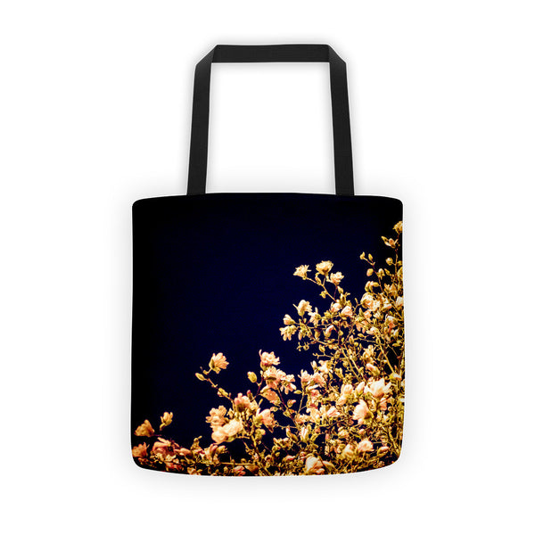 "NEW ""Evening Blossoms III"" Tote"