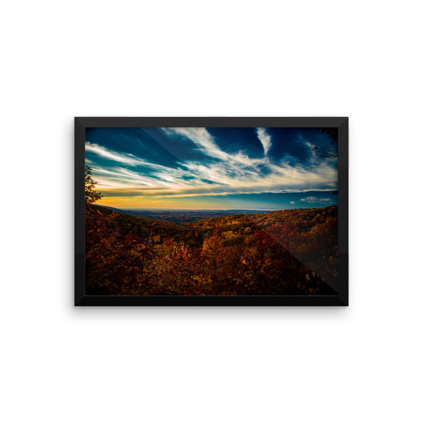 """Luminosity"" Fine Art Framed Print"