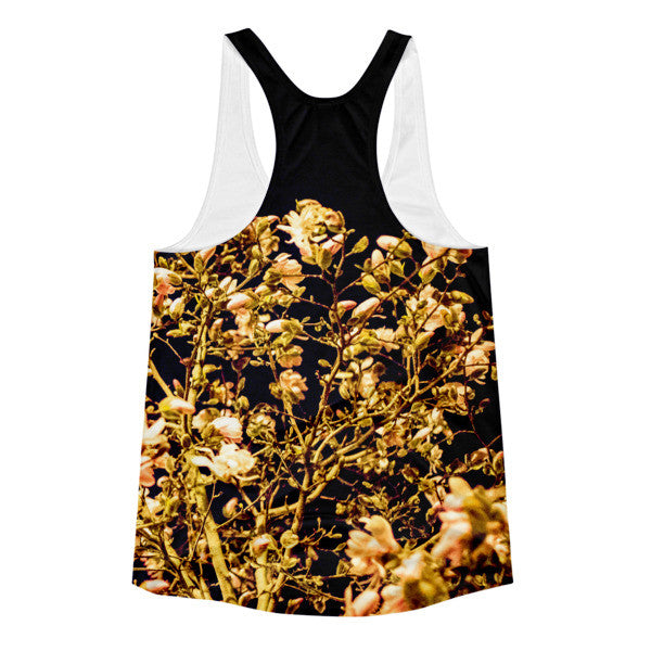 "2016 ""Evening Blossoms III"" Racerback Tank (Women)"
