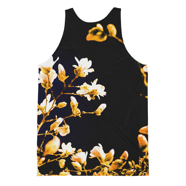 "NEW ""Evening Blossoms IV"" Tank Top (Unisex)"