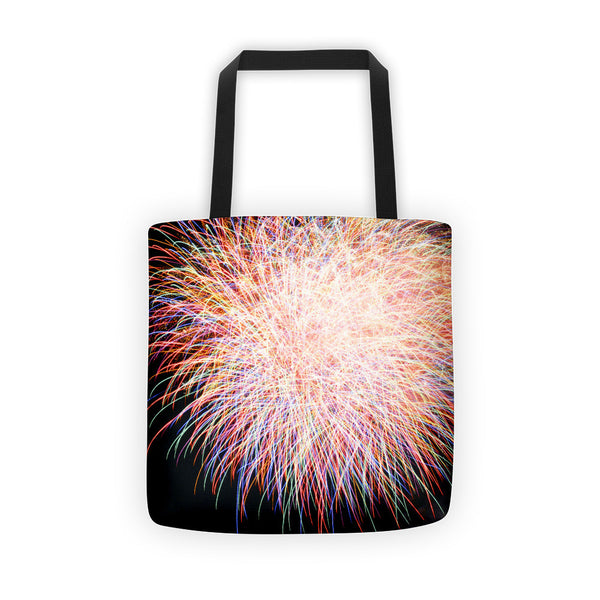 Sparkle in the Sky Fireworks Tote