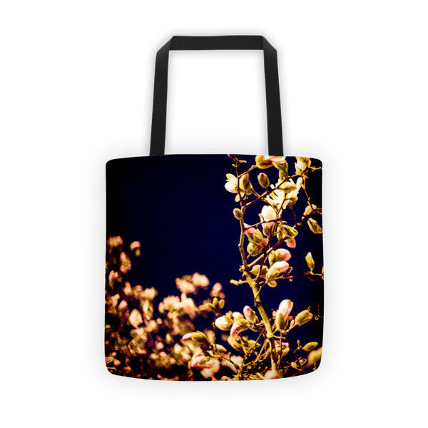"2016 ""Evening Blossoms I"" Tote Bag"