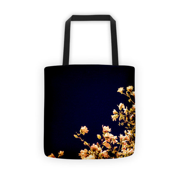 "2016 ""Evening Blossoms III"" Tote bag"