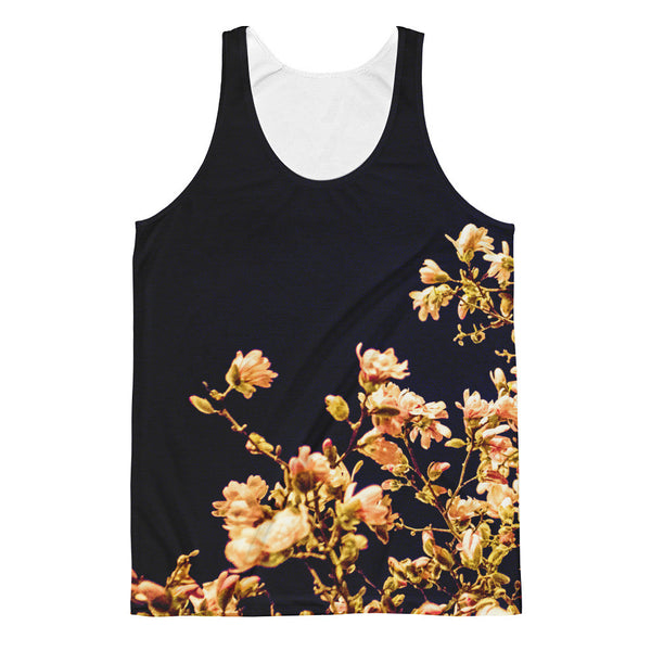 "NEW ""Evening Blossoms III"" Tank Top (Unisex)"