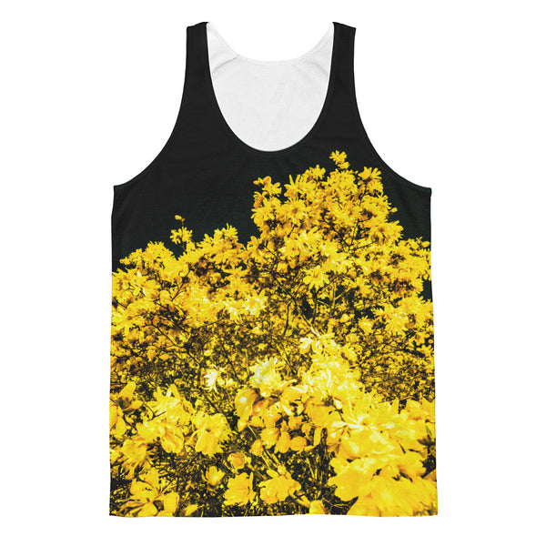 "NEW ""Evening Gold"" Tank Top (Unisex)"