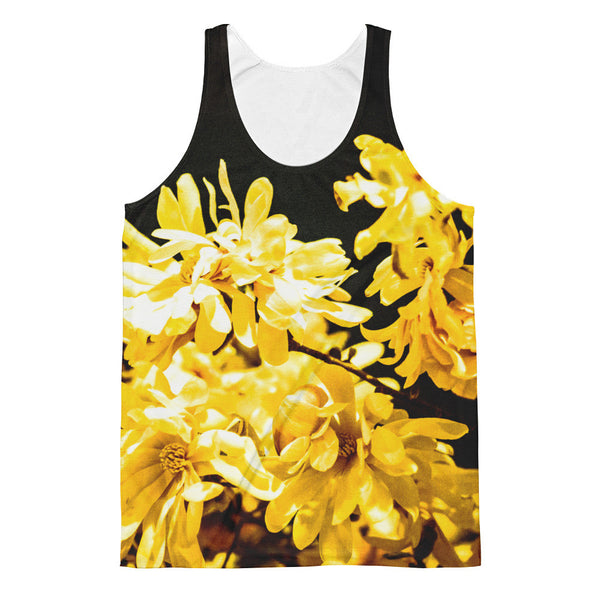 "NEW ""Classic Blossoms I"" Tank Top (Unisex)"