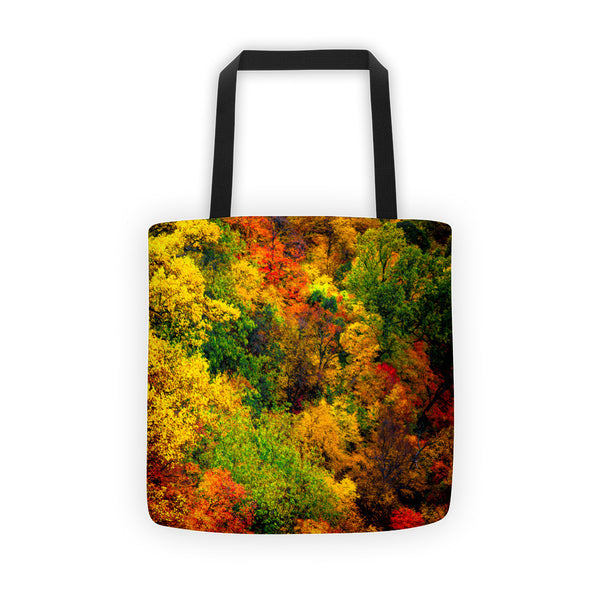 """Autumn Hues"" Tote bag"