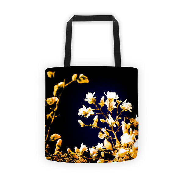 "NEW ""Evening Blossoms IV"" Tote"
