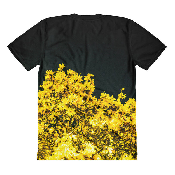 "NEW ""Evening Gold"" Tee (Women)"
