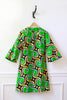 African Dresses - Aya Dress - Pomme