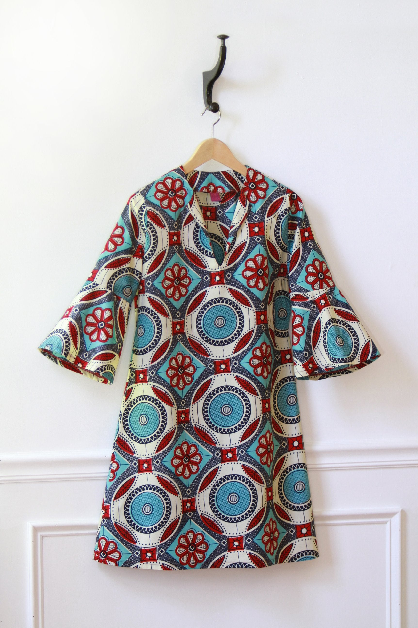 African Prints Dress