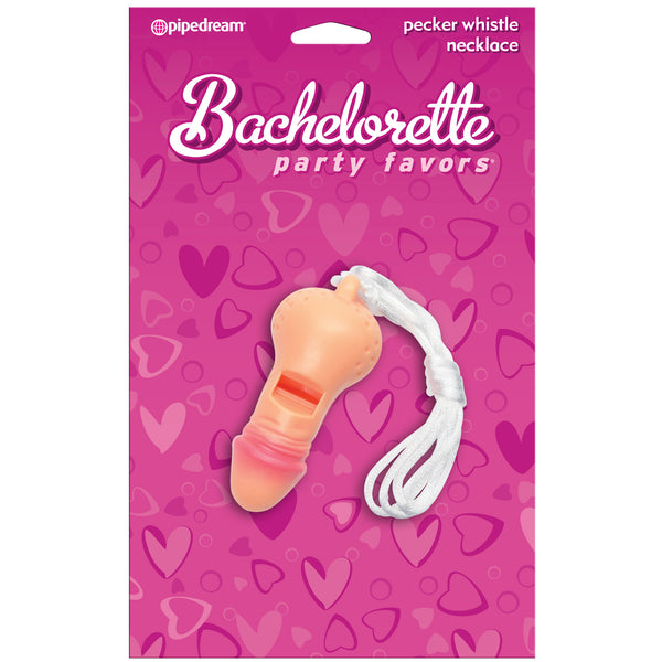 Pipe Dreams Bachelorette Party Favors Pecker Party Whistle