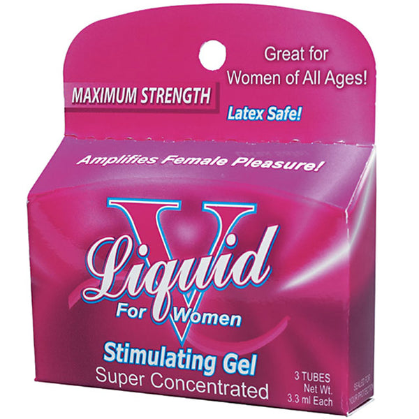 Body Action Liquid V (3pk) Box