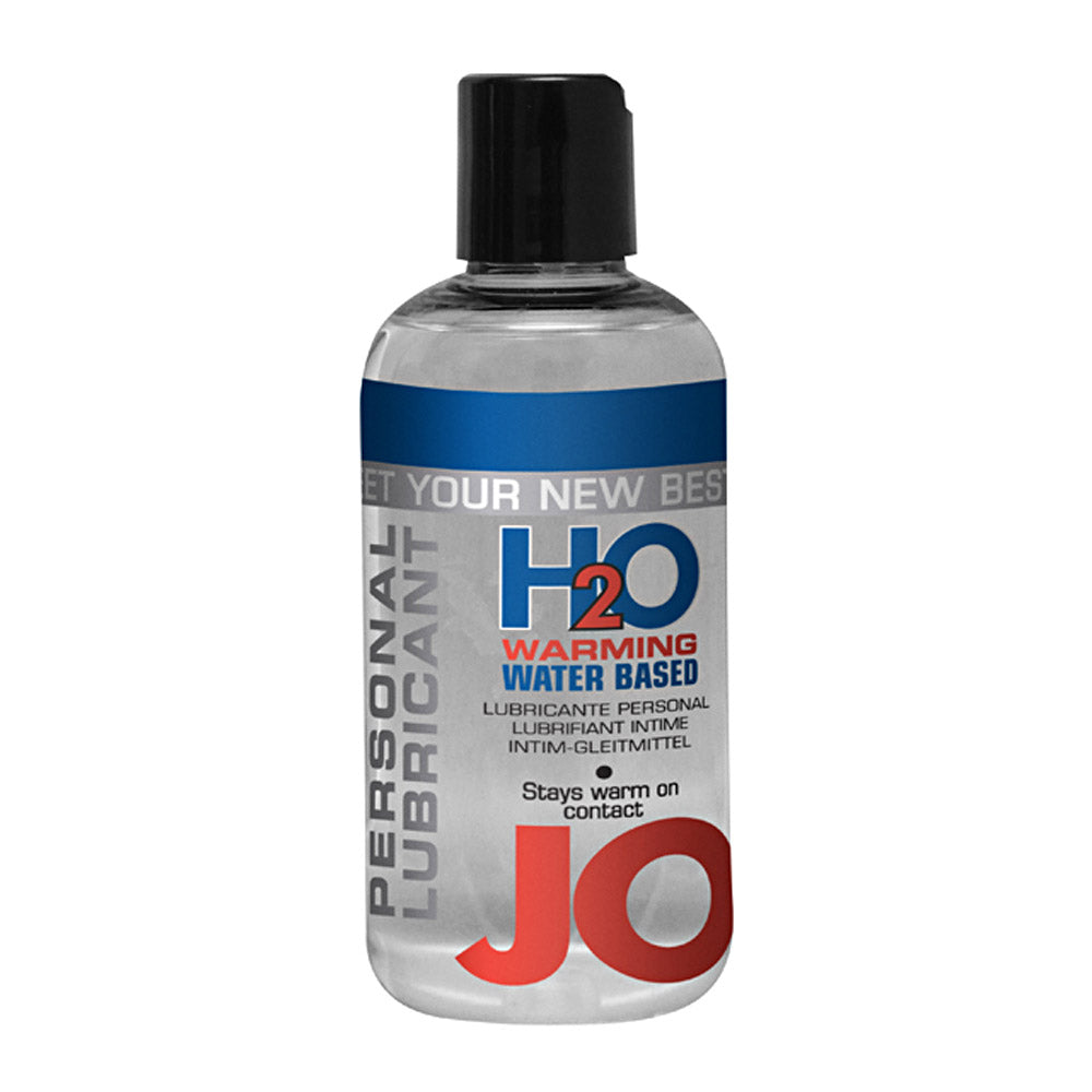 JO 2.5 Oz H20 Warming Lube