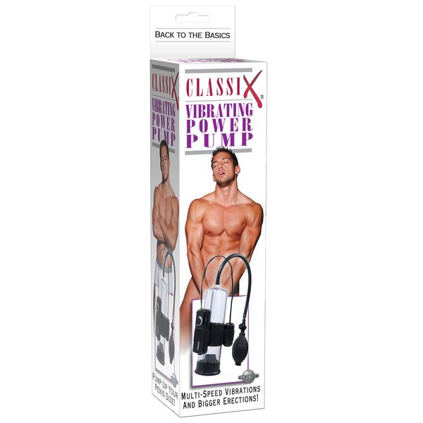 PipeDreams Classix Vibrating Power Pump