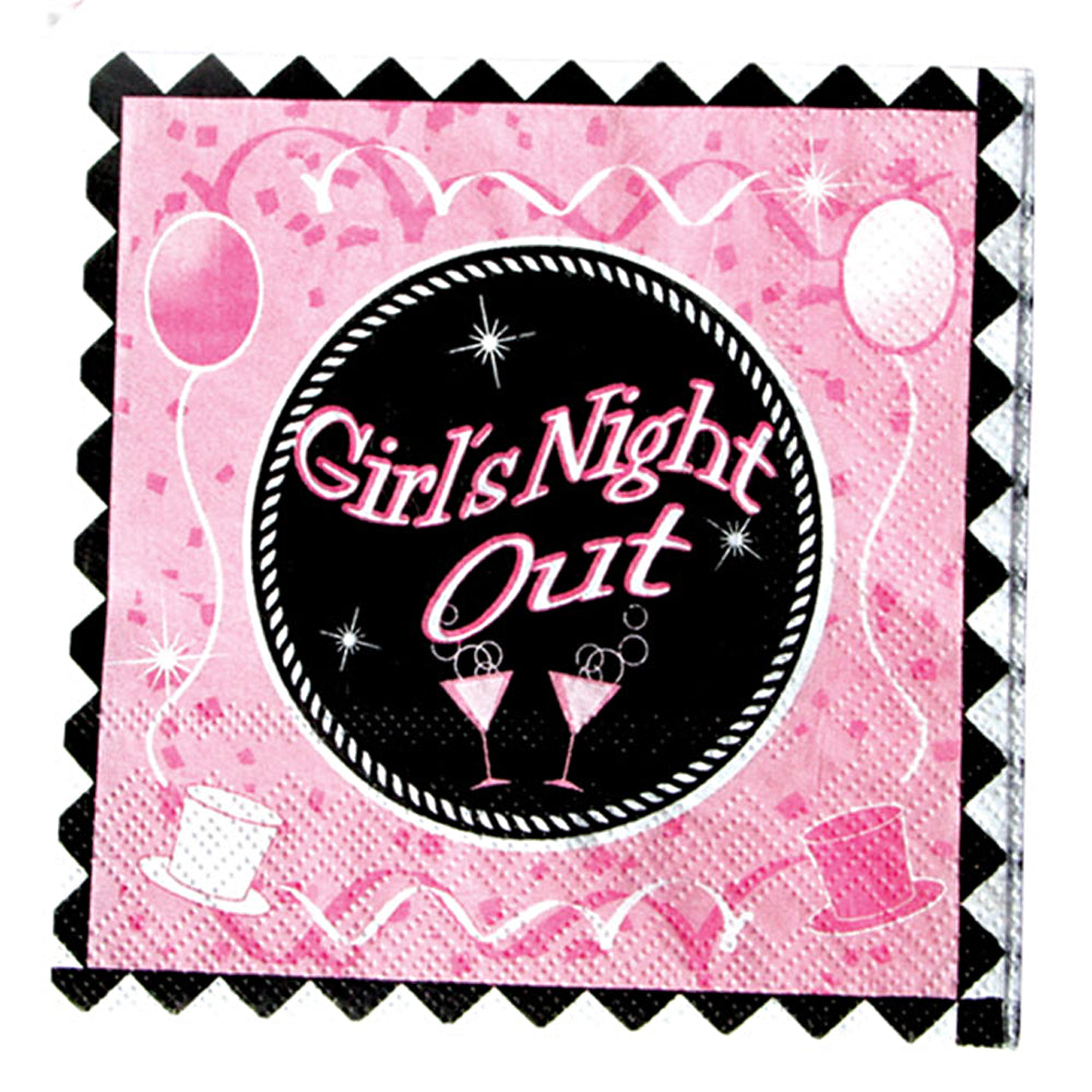 Girls Night Out Party Napkin (10)