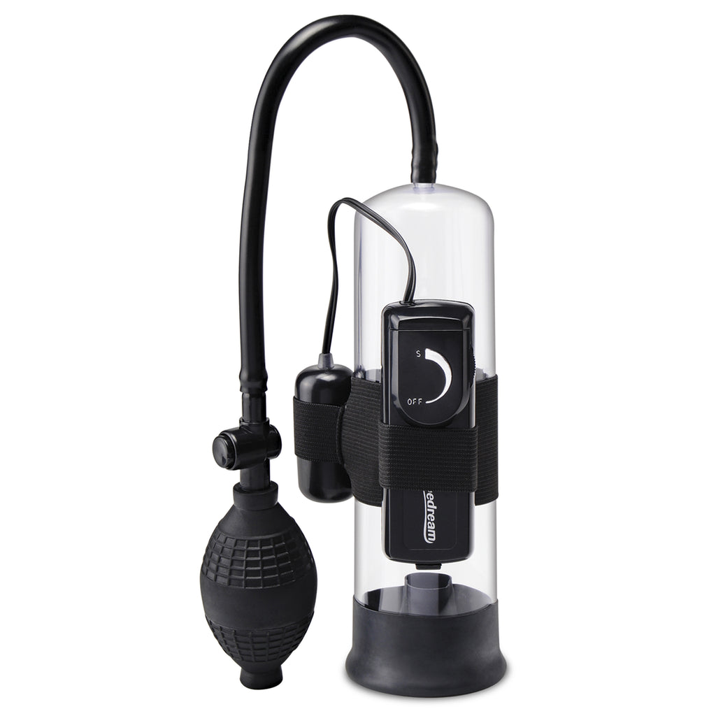 Pipe Dreams Pump Worx Beginner's Vibrating Pump