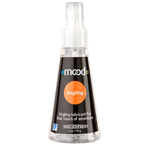 Doc Johnson Mood Tingling Lube 4oz