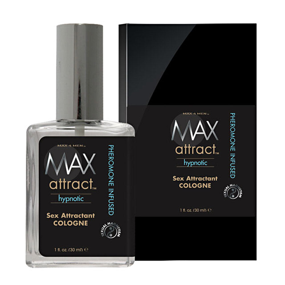 Max Attract Hypnotic Cologne with Pher 1oz