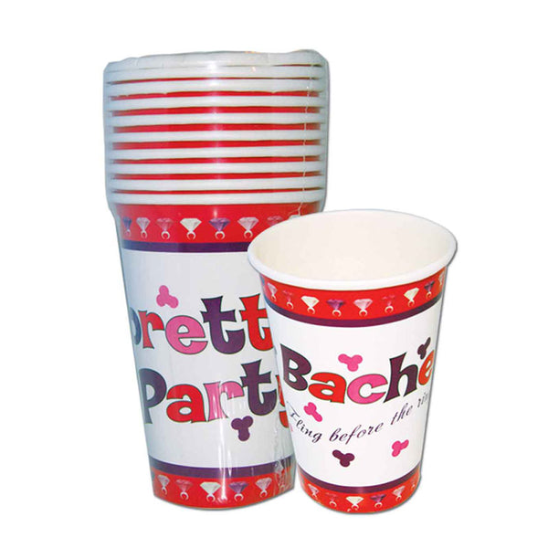 Bachelorette Party Cups (10)